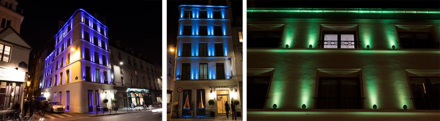 Banniere Hotel Academy Paris