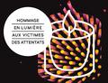 Le 8 décembre, des lumières en hommage aux victimes des attentats