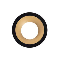 europole-luminaire-enc-int-coll-noir-dore-led-up-universal-esthet-plus-rond-fixe-5755d