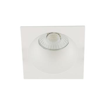 Europole Luminaire Enc Int Coll Blanc Led Up Universal Esthet Asym Carre Fixe 5780 2 R