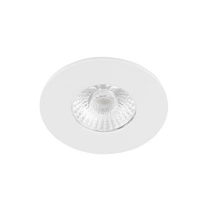Europole Luminaire Encastres Interieurs Led Up Universal Fixe Blanc Mat R